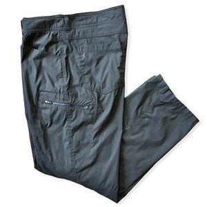 BC CLOTHING   Nylon Pants 36x30 Charcoal Gray